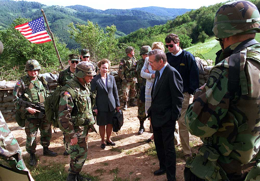 """НАТО ће одати почаст својим припадницима који су дали животе за """"безбедно и сигурно окружење"""" на Косову"""