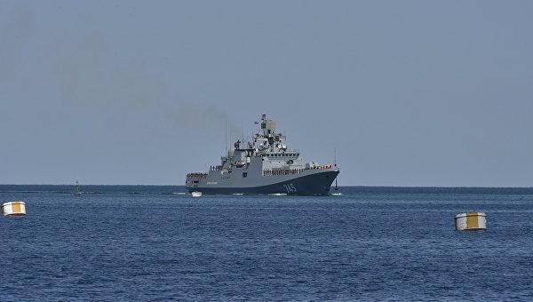 Руски војни бродови ће бити опремљени специјалним камуфлажом