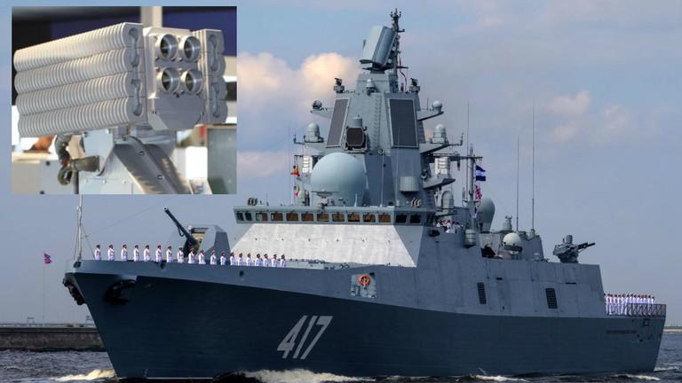 """РТ: Руска морнарица добија ново оружје које изазива """"халуцинације"""" и """"заслепљује"""" непријатеља"""