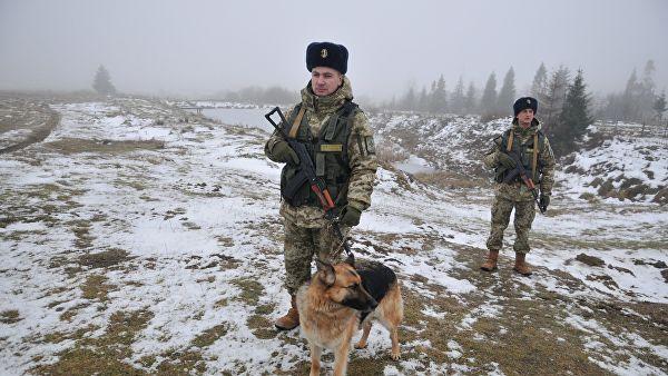 """Зид на граници Русије и Украјине """"смањен"""""""