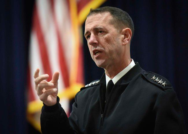 Адмирал САД: Дошло време да САД нанесу први ударац Русији и Кини