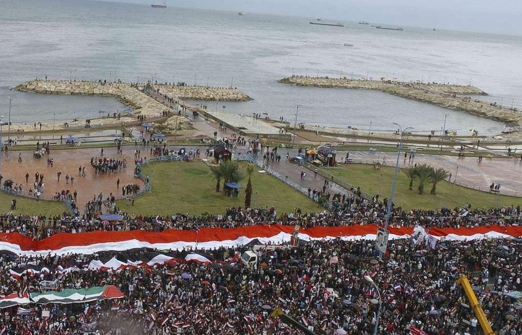 Сиријци траже одлазак америчких снага из земље