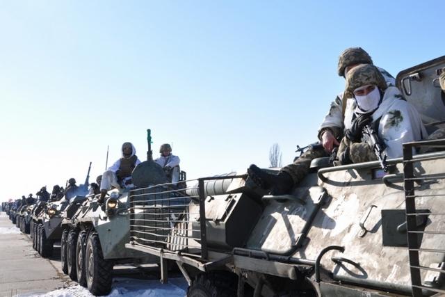 Доњецк: Украјинске снаге пребациле у Донбас самоходне топове