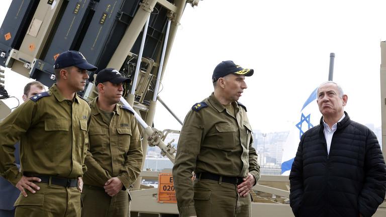 "РТ: Нетанијаху потврдио гранатирање Сирије како би спречио ""стационирање"" Ирана"