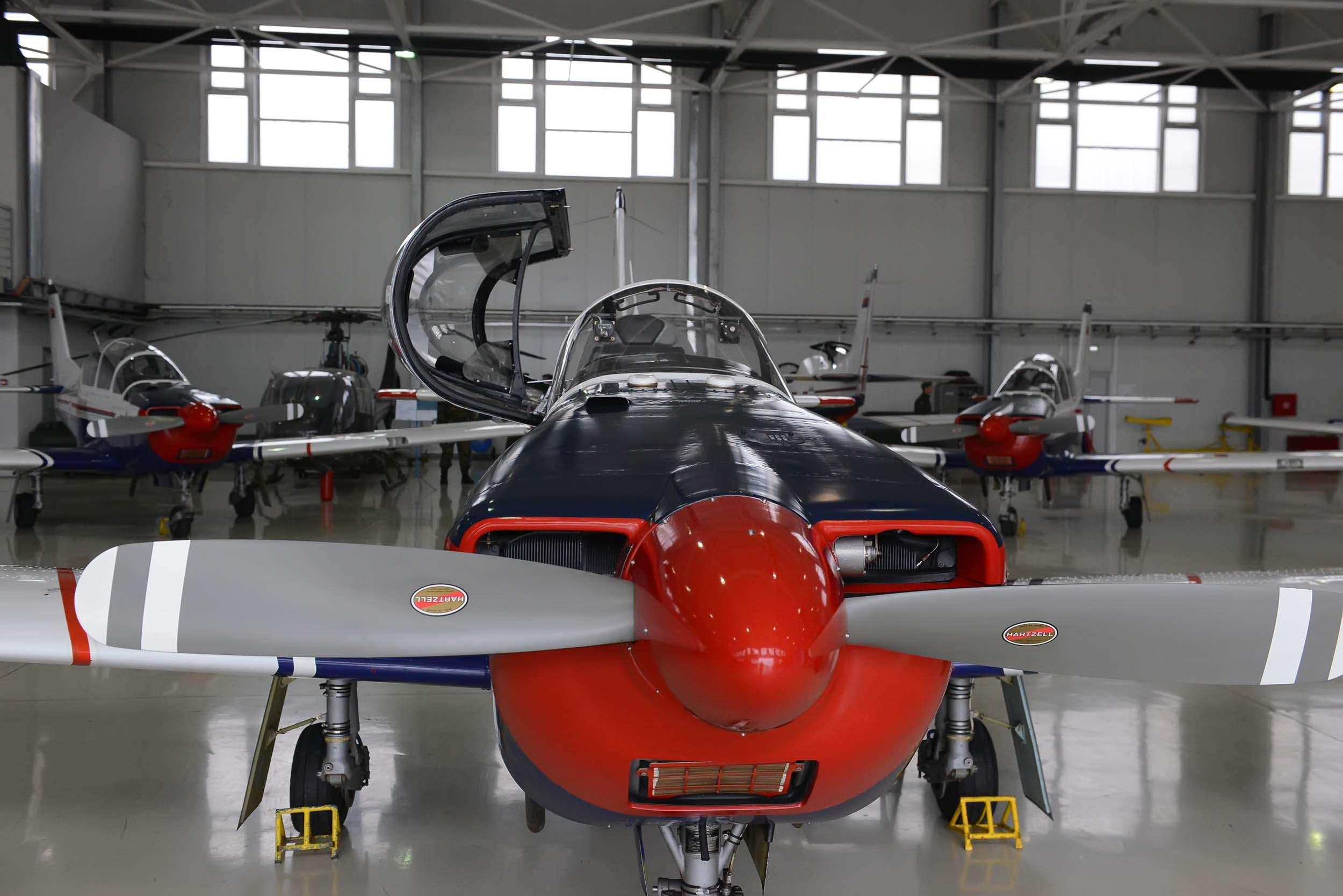 """У току последња фаза испитивања за 14 авиона """"ласта"""""""