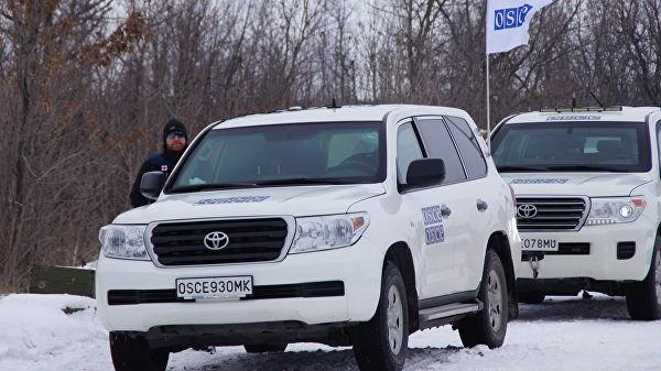 ОЕБС негирао да се руски војници налазе у Донбасу
