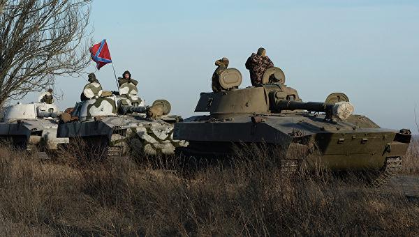 Доњецк: Кијев пребацио националистичке батаљоне ка линијама раздвајања у Донбасу