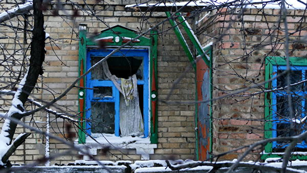 Украјинске снаге гранатирале Горловку