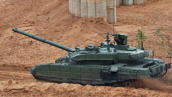 Објављен снимак тестирања новог тенка Т-90С