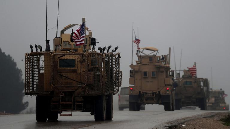 """РТ: """"Мировна група""""? САД ће оставити 200 војника у Сирији на """"неодређено време"""" након повлачења"""