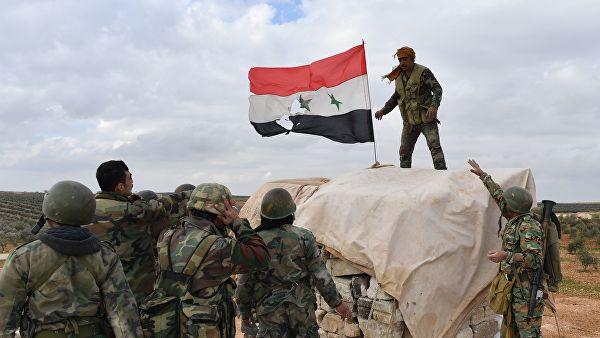 """Сиријска војска уништила команду терористичке групе """"Нусра фронт"""""""