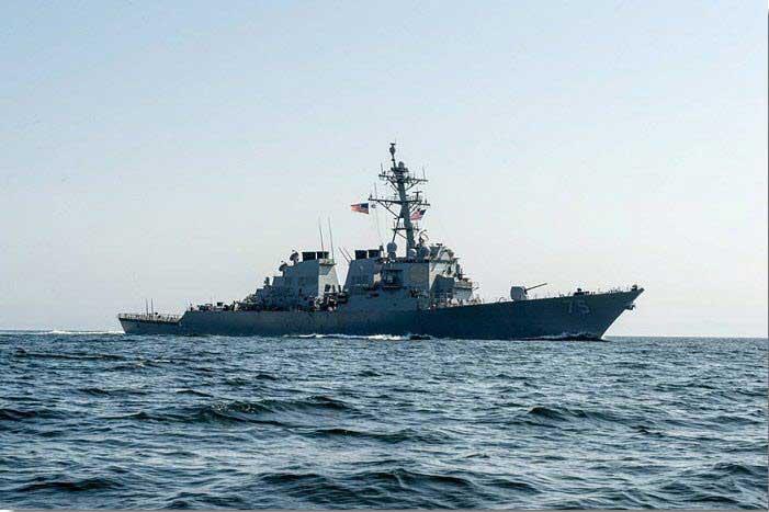Амерички разарач ушао у Одесу