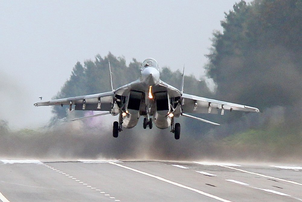 "Белоруски ""мигови 29"" спремни за испоруку Србији"
