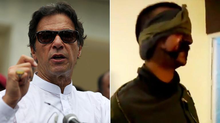 РТ: Пакистански премијер саопштио ће индијски пилот сутра бити ослобођен у знак мировног геста