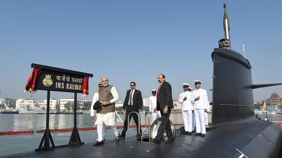 РТ: Пакистанска морнарица тврди да је спречила улазак индијске подморнице у територијалне воде