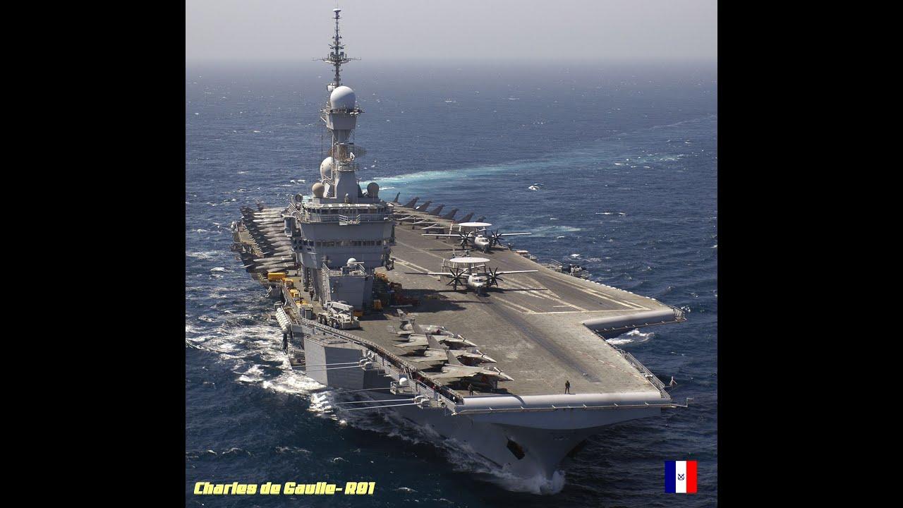 Француска послала носач авиона у Средоземно море ради операција у Сирији и Ираку