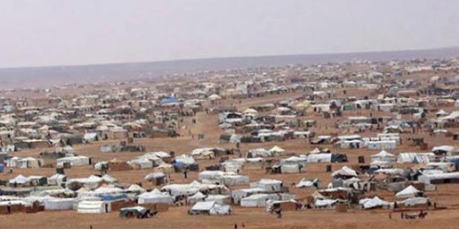 САД и екстремичке групе под присилом држе избеглице у сиријском кампу Рукбан