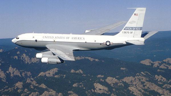 Заједничка мисија САД и Норвешке изводи осматрачки лет изнад Русије