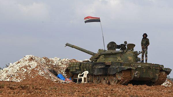 Сиријска војска одбила напад терориста у покрајини Хама