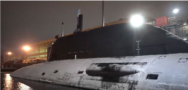 Ministarstvo odbrane Rusije objavilo video snimak najnovijih strateških podmornica