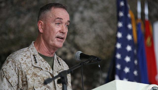 Данфорд: Вашингтон не треба да се одрекне права на превентивни нуклеарни напад