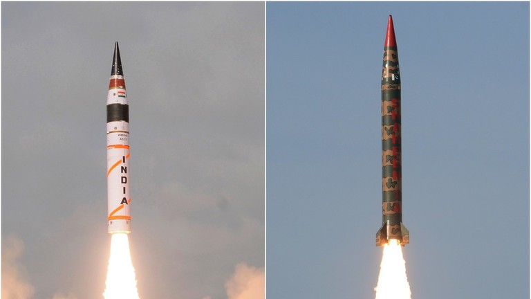 РТ: Индија и Пакистан прете ракетним ударима по Кашмиру