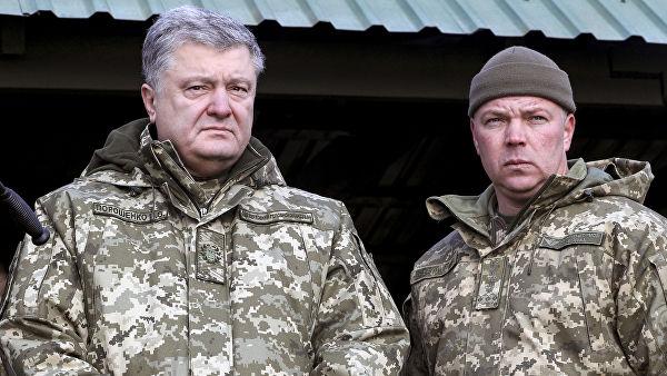 Порошенко: НАТО војници долазе да уче од украјинске војске како да туку непријатеља