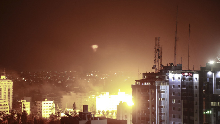 РТ: Нетанијаху наговестио нову инвазију на Газу усред прекограничне размене ватре
