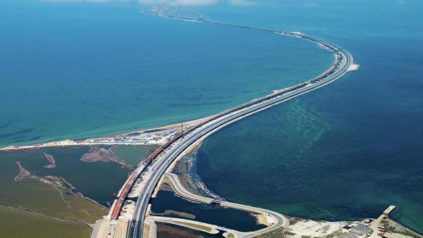 Поморска бригада Росгвардије ће чувати Кримски мост