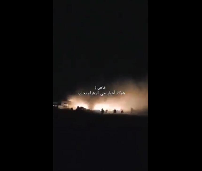 Израел напао Сирију