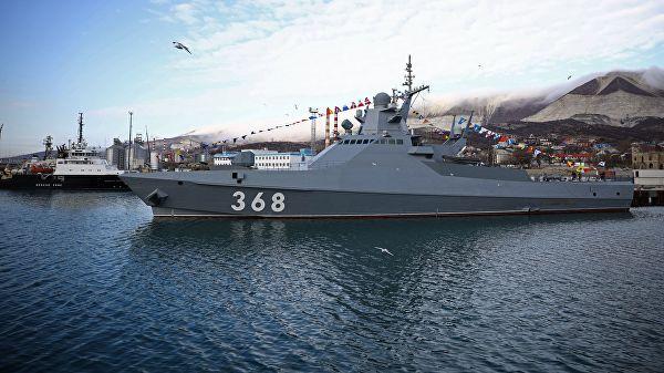 Црноморска флота РФ прати НАТО бродове у Црном мору