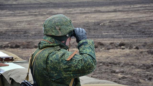 Луганск: Оборен дрон украјинских снага