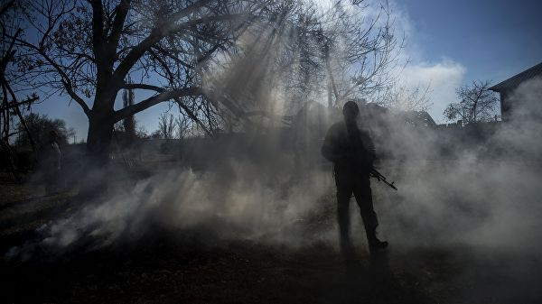 Тактичка група украјинских снага у Донбасу у стању највише борбене готовости
