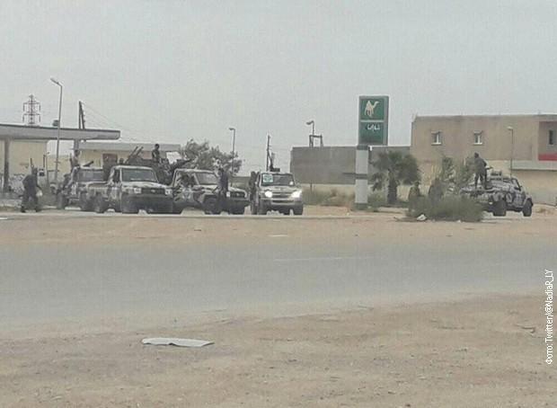 """""""Настављају се борбе све док не ослободи Триполи од милитантних група"""""""