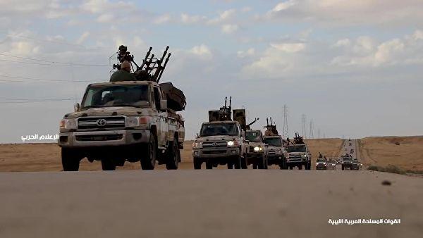 Либијска национална армија преузела контролу над аеродромом у Триполију