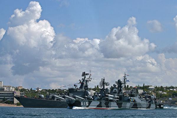 Ударна група Црноморске флоте ступила на дежурство због НАТО маневара