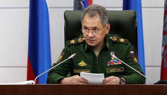Шојгу: Војска у првом кварталу добила око 500 јединица наоружања