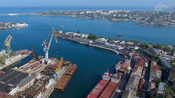 Бивше Порошенково предузеће ће бити главна база за поправку бродова Црноморске флоте