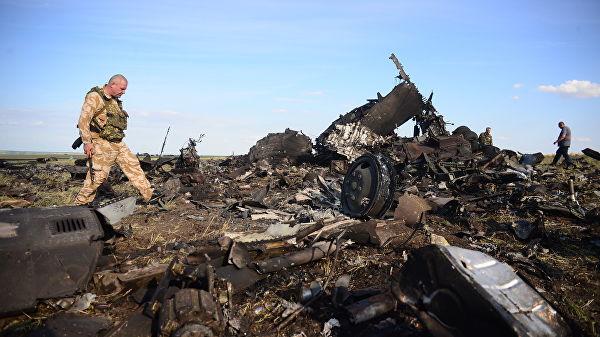 Суд у Украјини одбио захтев да је Русија крива за пад авиона Ил-76 у Донбасу