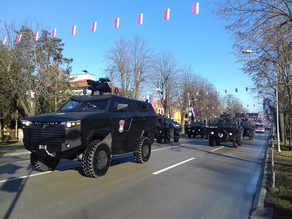 SAD traže objašnjenje od Republike Srpske o nameni rezervnog sastava policije