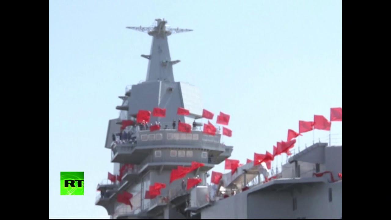 Кина припрема велику параду поводом 70. година морнарице