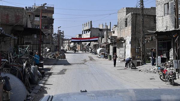 Руска војна полиција пронашла тенк милитаната у Сирији по пронађеној карти