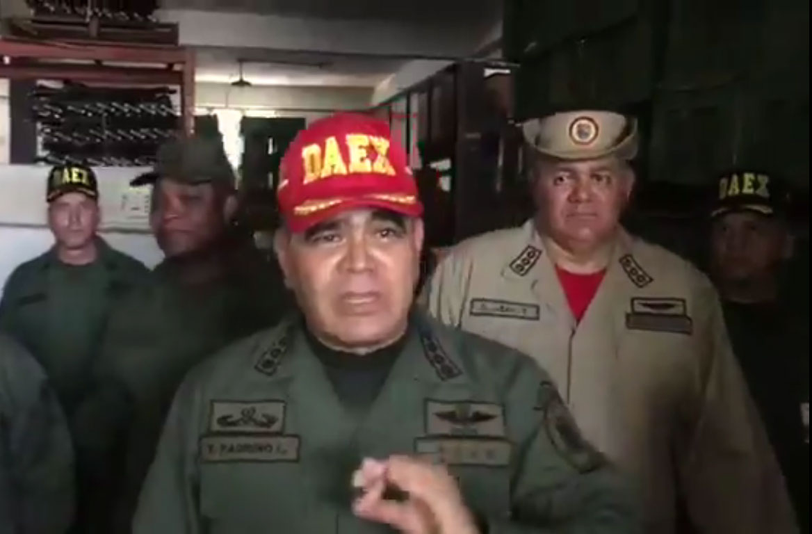 Лопез: Војска Венецуеле чврста у одбрани устава и њених легитимних власти