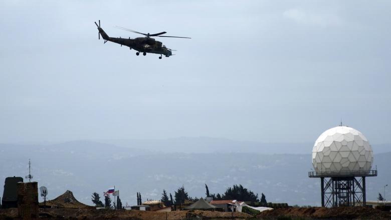 Терористи не престају са покушајима бомбардовања базе Хмејмим и положаја сиријских снага