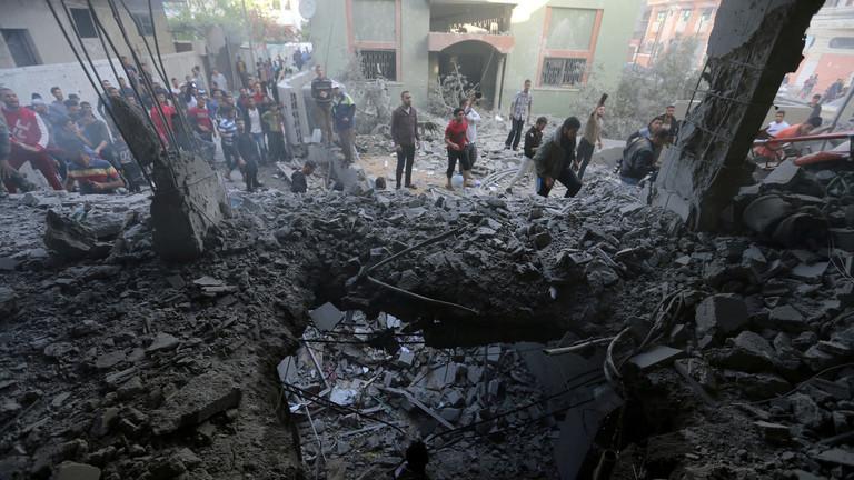 РТ: Хамас и Израел постигли споразум о прекиду ватре