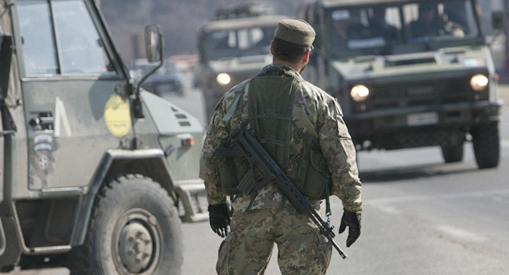 Кфор: Наше присуство на Косову јасан знак сигурности