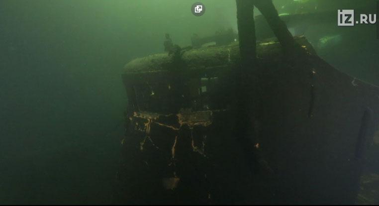 Објављен снимак недавно откривене потонуле совјетске подморнице 1942. године