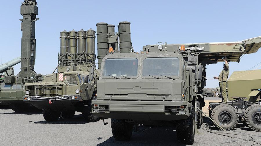 """Руска војска ускоро добија ПВО систем С-500 """"Прометеј"""""""