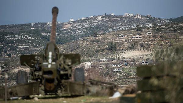 Сиријске снаге одбиле напад терориста на северу провинције Хама
