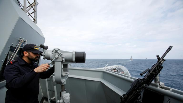 """РТ: НАТО савезник Шпанија повлачи ратни брод из америчке ударне групе """"како би избегла да буде увучена у сукоб с Ираном"""""""